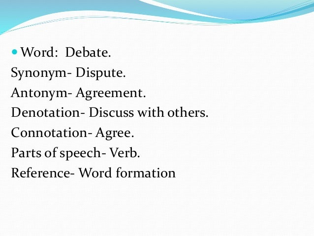 Welcome to our presentation reference word formation 14 platinumwayz