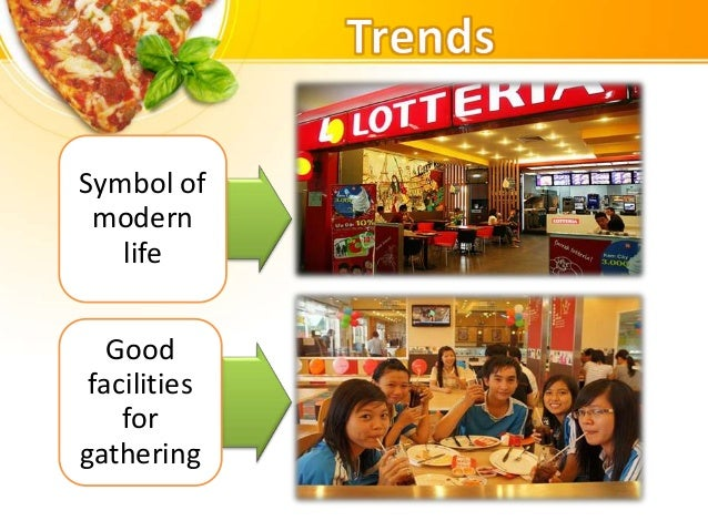 Risks In The Fast Food Industry