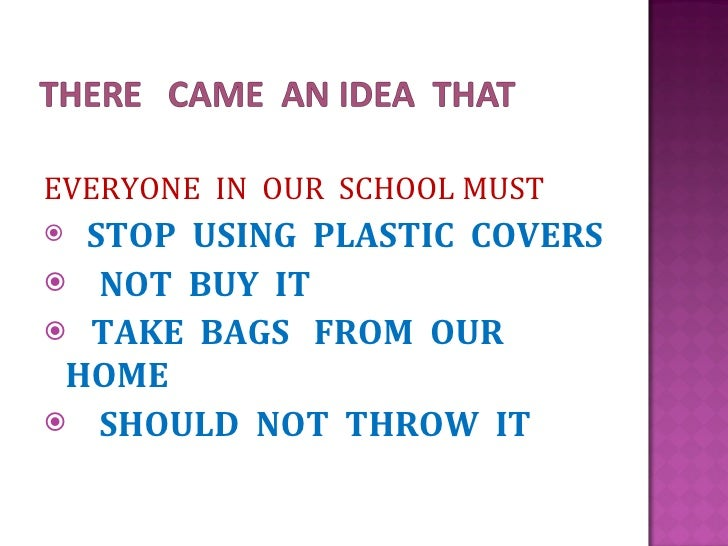 plastic essay covers But advocates of these laws and journalists who cover the issue often neglect to  ask what will replace plastic bags and what the environmental.