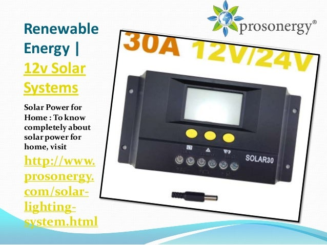 12v Solar Rural Systems Electrification Renewable Energy