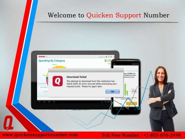 Welcome to quicken support number +1 855-676-2448