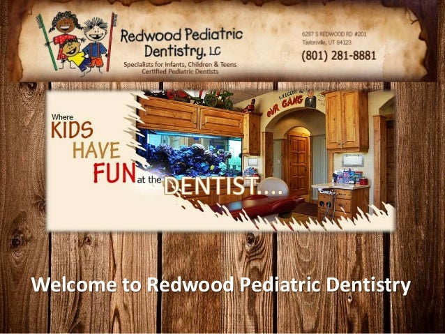 Welcome to Redwood Pediatric Dentistry