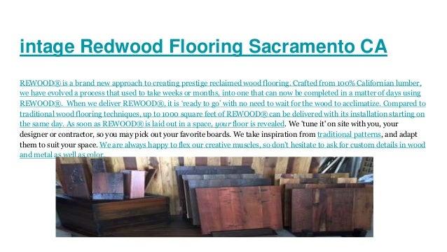 9. intage Redwood Flooring Sacramento ... - Reclaimed Redwood FlooringSacramento CA, Intage Redwood Flooring Sacr…