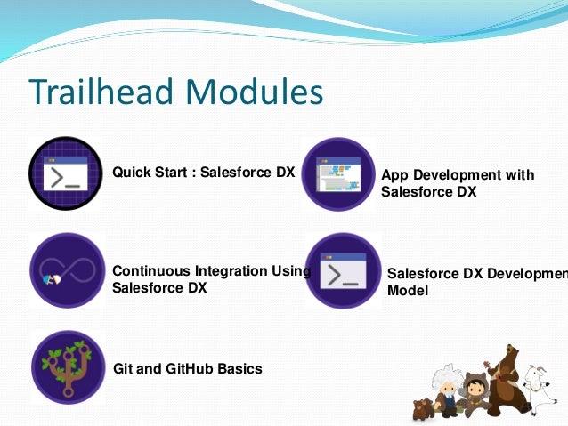 Salesforce DX Test Data Migration