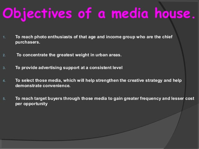 Organizational structure of some prominent media houses in india 4 objectives of a media house thecheapjerseys Choice Image