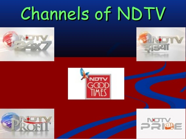 Organizational structure of some prominent media houses in india channels of ndtvchannels of ndtv altavistaventures Gallery