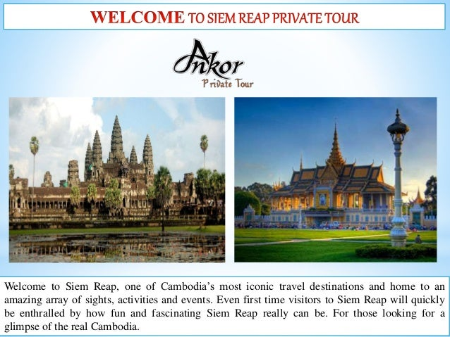 Welcome to Siem Reap, one of Cambodia's most iconic travel destinations and home to an amazing array of sights, activities...