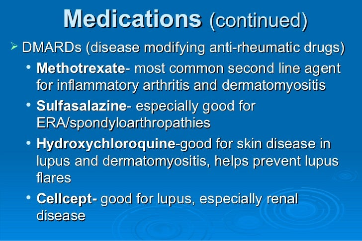 Most Common Side Effects Of Methotrexate