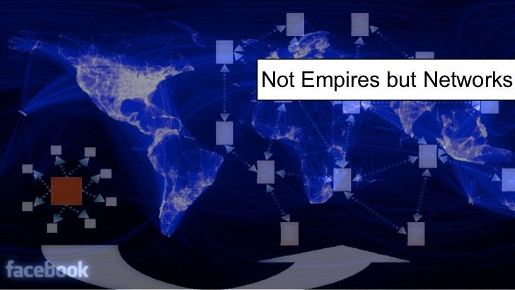 Not Empires but Networks