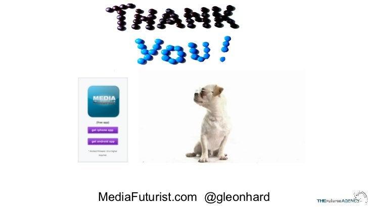 MediaFuturist.com @gleonhard