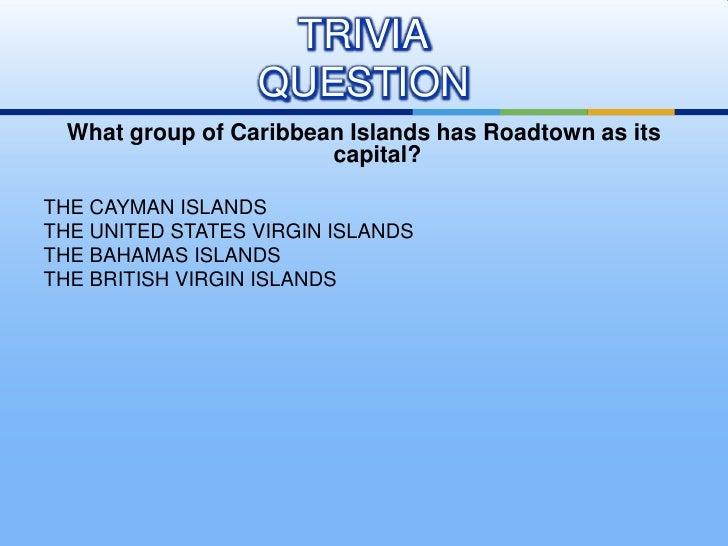 Virgin Islands Roadtown