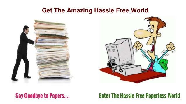 paperless world ppt