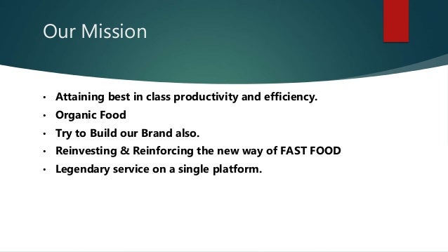 food on wheels ppt