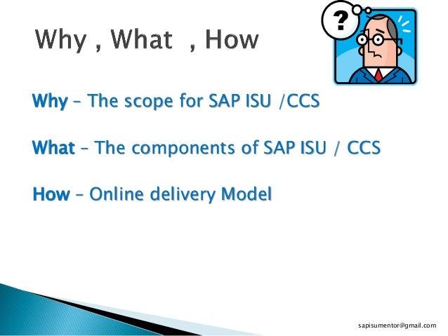 SAP ISU Training Slide 2