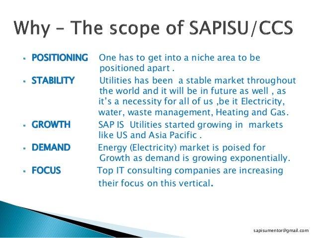 SAP ISU Training Slide 3