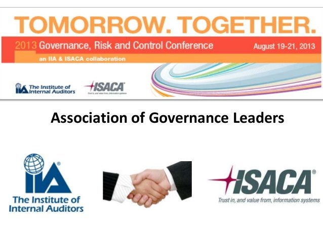 Association of Governance Leaders