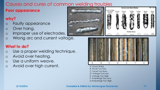 What Is the Difference Between AC & DC Welding?
