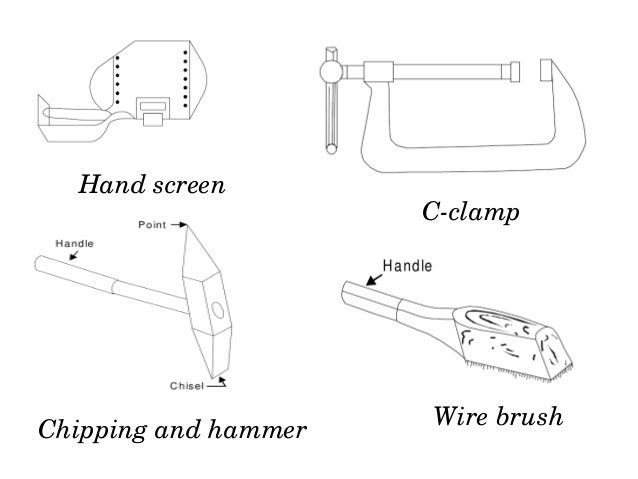 welding rh slideshare net Simple Electrical Wiring Diagrams Automotive Wiring Diagrams