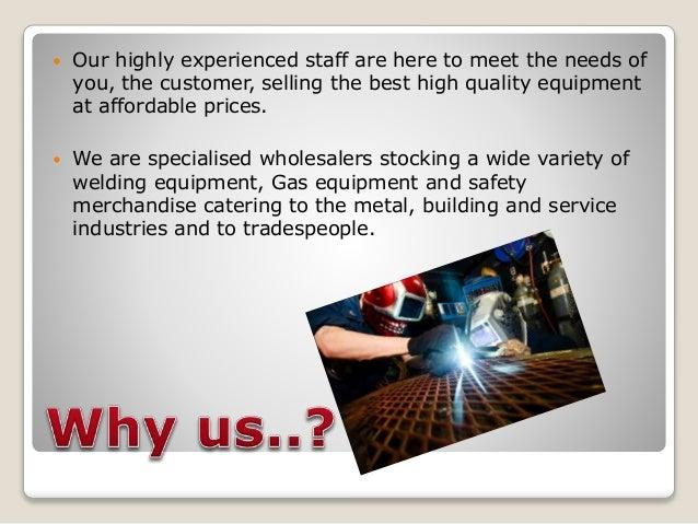 Welding equipment   #Weldingequipment Slide 3