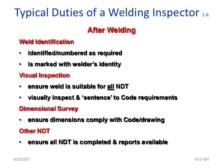 welder inspector kleo beachfix co rh kleo beachfix co Welding Inspector Jobs Overhead Welding