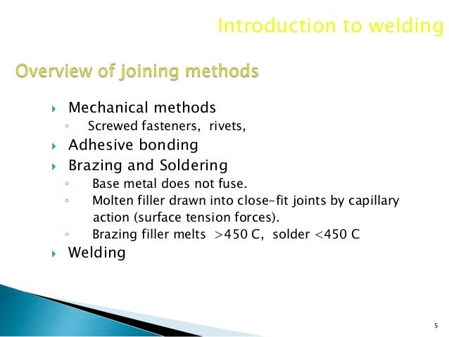 Object moved introduction to welding and brazing