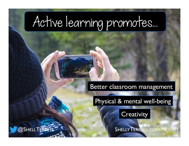 Move and Learn with Mobile Devices Slide 3