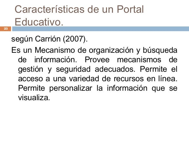 según Carrión (2007). Es un Mecanismo de organización y búsqueda de información. Provee mecanismos de gestión y seguridad ...
