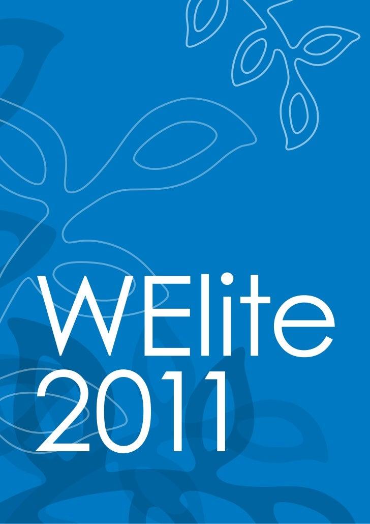 WElite 2010蔚蓝精英项目通过蔚蓝 2011 年的海外项目,我们的学术团队对参加项目   为不同需求的学生提供提高英语能力及综合学习能力。所有的 850 名中国优秀的高中生代表进行了全方位的评估,包括   的课程将由最资深的英语教学师资...