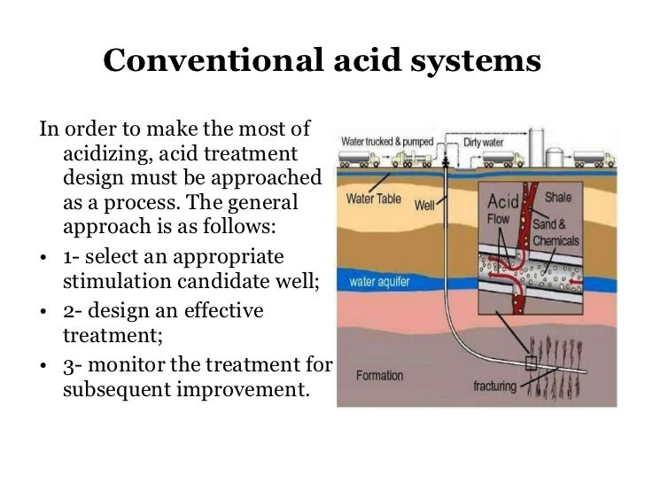 process of matrix acidizing The acidizing process leads to increased economic reserves, improving the  ultimate recovery in both sandstone and carbonate reservoirs matrix acidizing.