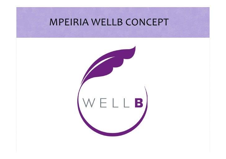 MPEIRIA  WELLB  CONCEPT