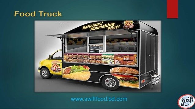 Wellcome To Food Truck Business
