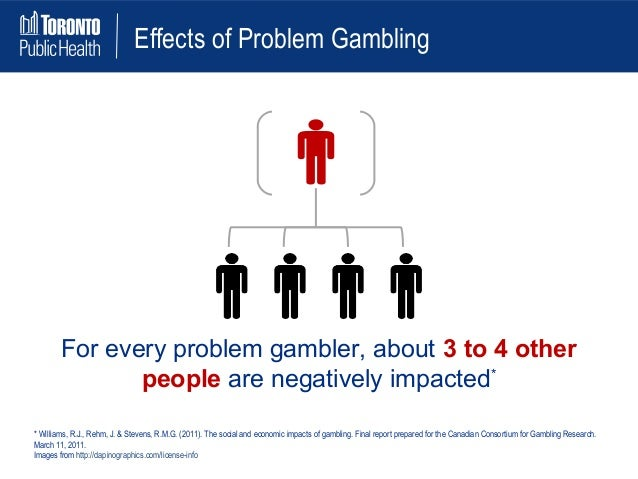 Negative impacts on gambling palms casino players club
