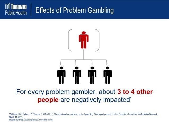 Negative impacts on gambling palms casino players club