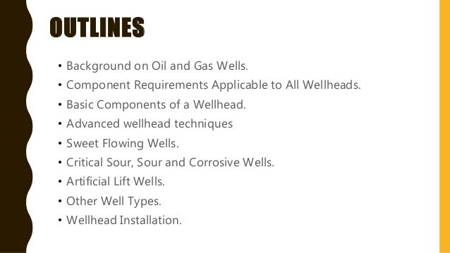Christmas Tree And Wellhead Function Components Manual Guide