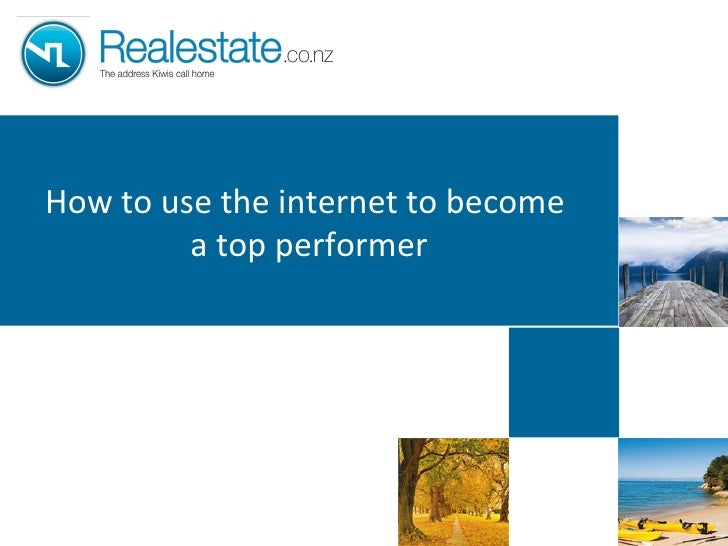 How to use the internet to become  a top performer