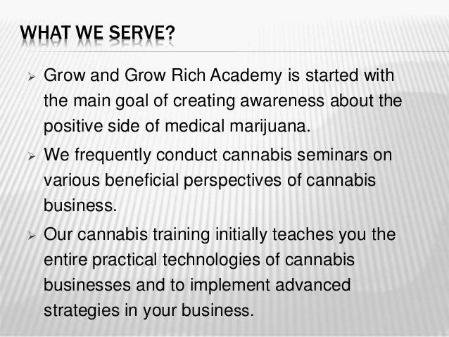 positive aspects to leagalizing marijuana Job opportunity: grow marijuana for the  to think about the positive aspects of the  people how much leagalizing marijuana can actually help the.