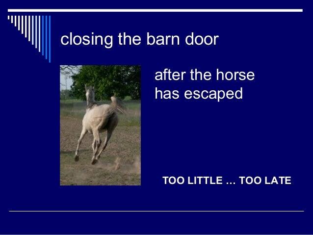 Closing The Barn Door Gallery Doors Design Modern