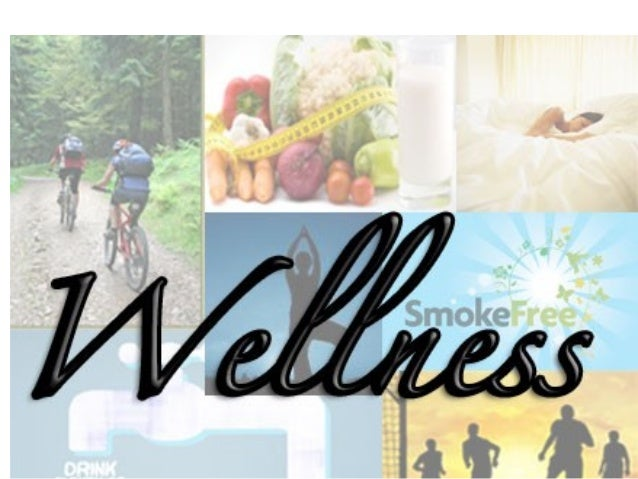 Health vs. Wellness • Health: –Condition of being of sound body with emphasis on freedom from pain
