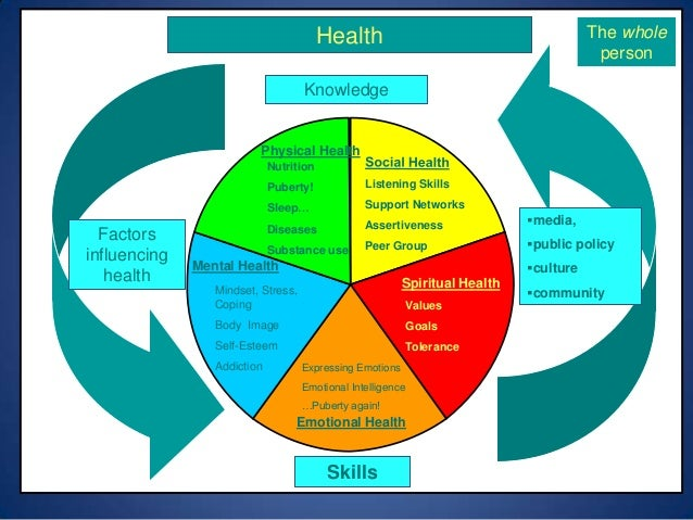 Is gender an issue in the six dimensions of wellness