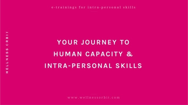 Wellness Orbit - Your Journey to Re-inventing Human Capacity.