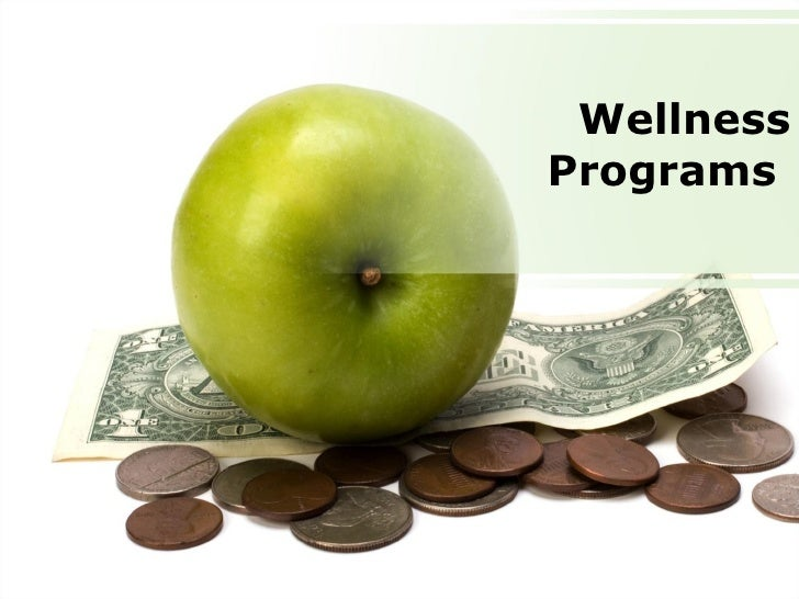 Wellness program powerpoint presentation toneelgroepblik Choice Image