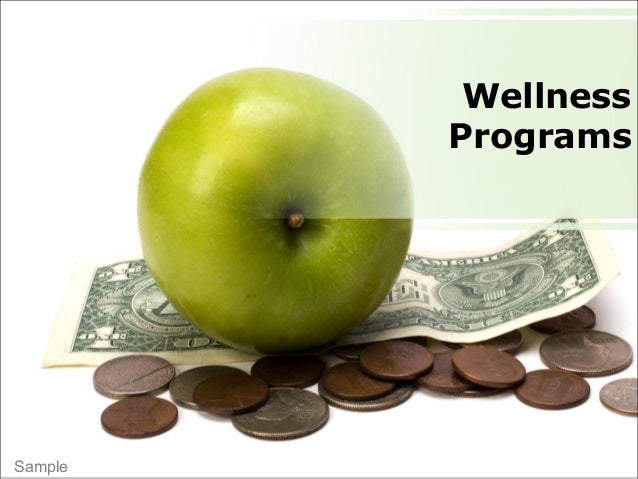 Wellness Programs Sample