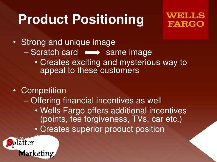 SWOT Analysis of Wells Fargo