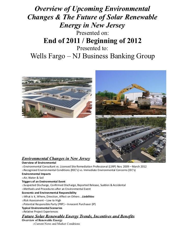Wells Fargo Outline