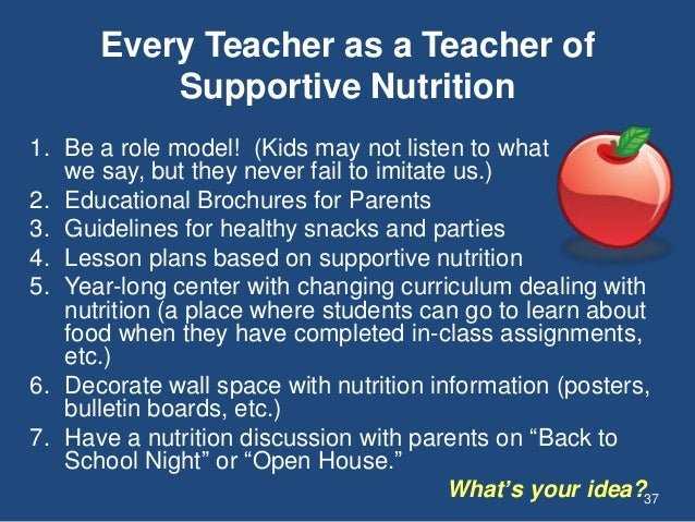 7 Facts on Childhood Obesity and 7 Things Teachers Can Do