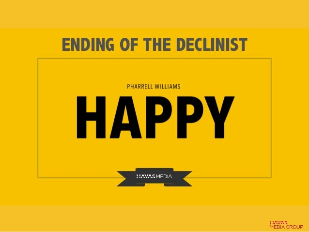 ENDING OF THE DECLINIST