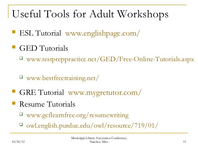 Free Web 20 Tools For Libraries