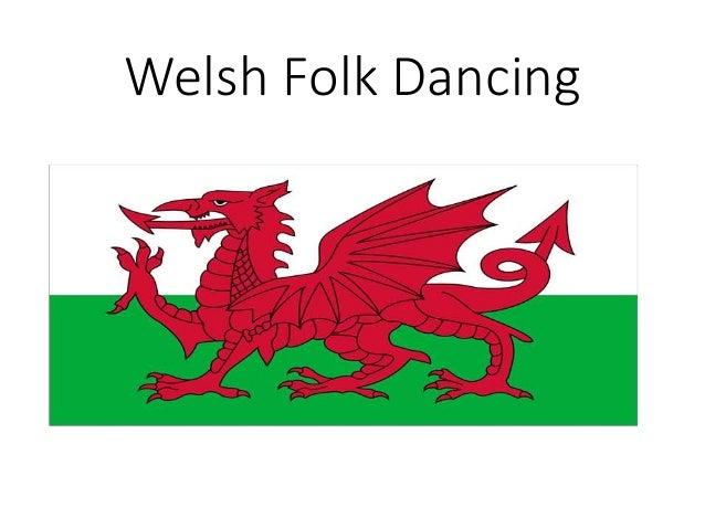 Welsh Folk Dancing