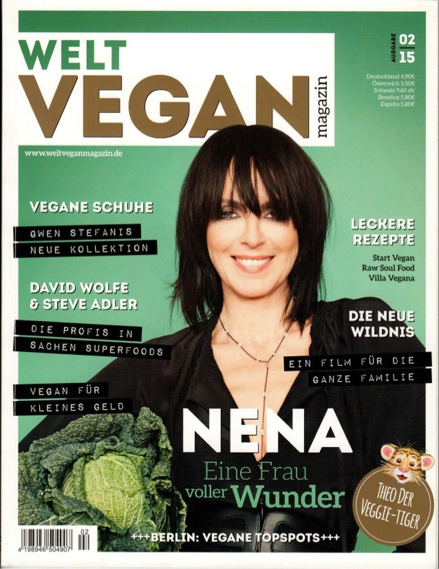"Welt Vegan Magazine Interviews David ""Avocado"" Wolfe & ""Sacred Steve"" Adler"