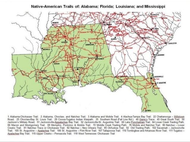Road Map Of Mississippi Alabama Florida Tidal Treasures - Road map of mississippi